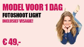 Permalink to: Model voor 1 dag Fotoshoot Light