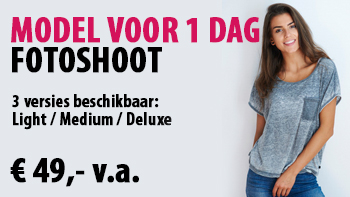 Permalink to: Model voor 1 dag Fotoshoot Light